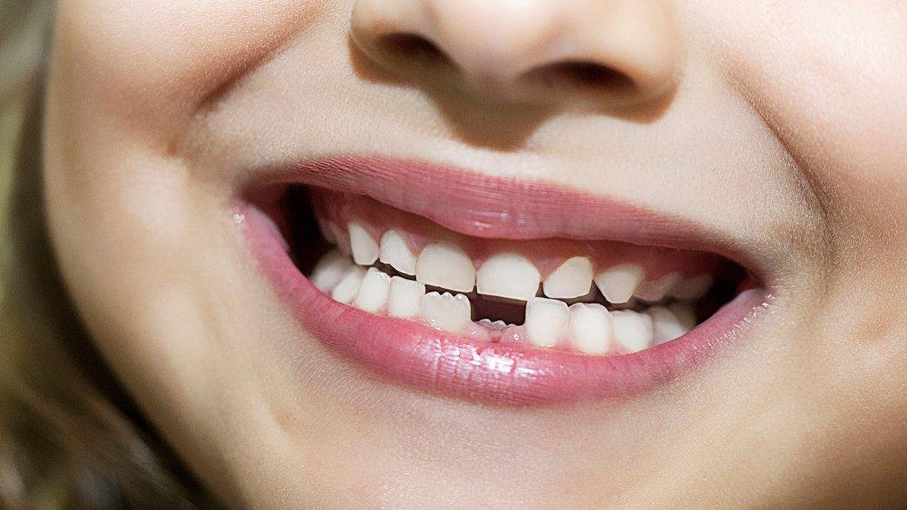 Prendre soin des dents de lait