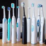 Comparatif brosses à dents électriques